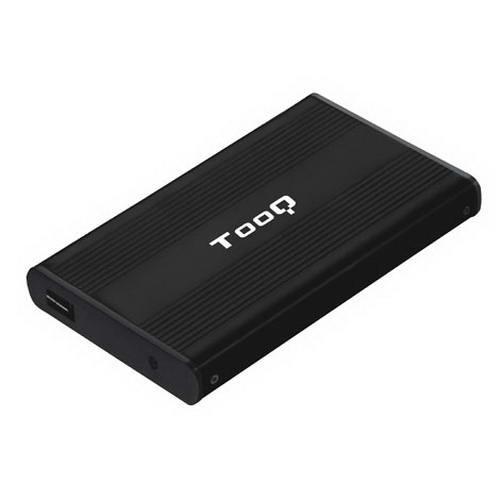 TooQ TQE-2510 2.5' Enclosure HDD Nero