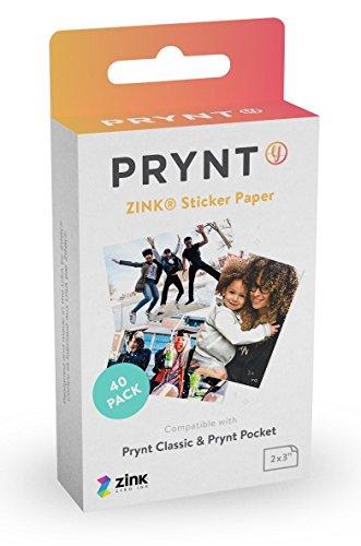 #Prynt Zink Papier – Nachfüllpapier für Prynt Pocket#