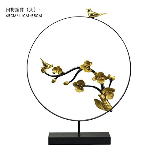 BWLZSP 1 PZ Nuovo stile cinese Zen ornamenti casa soggiorno TV mobili di alta qualità di lusso...
