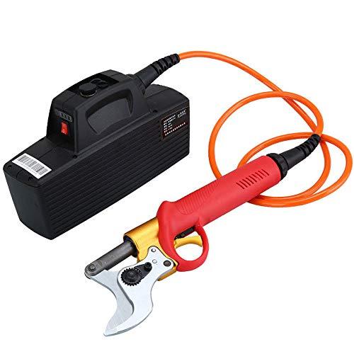 ZLing Tijeras de poda eléctrica, Herramientas de Corte eléctrico Profesional del jardín, 0,35 Segundos/Tiempo, mejoran grandemente la eficiencia de Trabajo 40mm/1.6 Inch