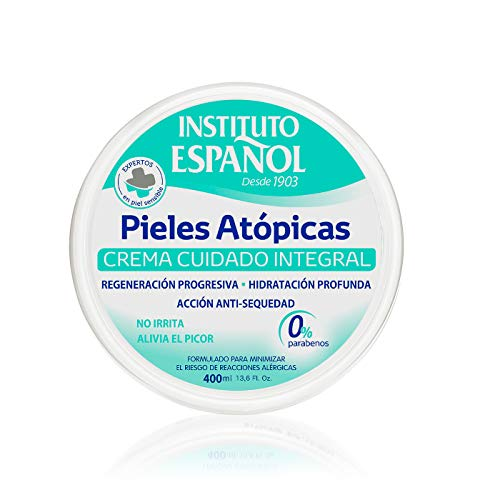 Instituto Español Crema Cuidado Integral para Piel Atópica - 400 ml