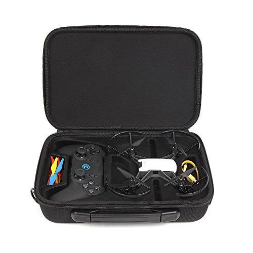 Mcdobexy Tello valigetta portatile borsa a tracolla per DJI Tello drone con Gamesir T1D Gamepad...