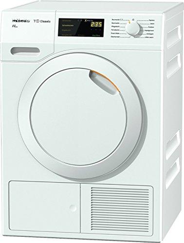 Miele TDB 110 WP Active Wärmepumpentrockner / mit geringem Energieverbrauch & Trocknungszeit / Energieklasse A++ / 211 kWh/Jahr / Trockner 7 kg mit Knitterschutz, weiß