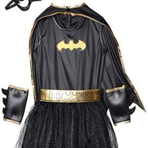 Batman I-881626M - Disfraz niña (5 años)