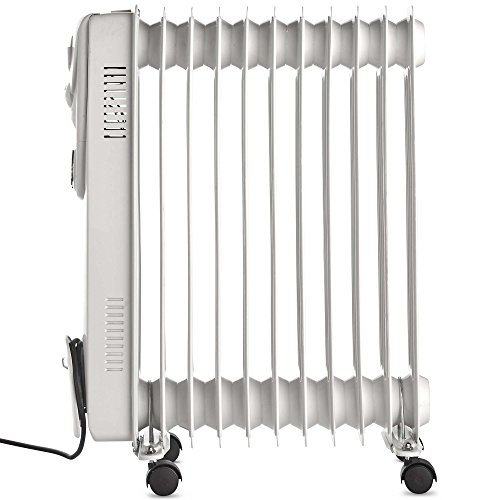 This model is recommended for occasional use rather than frequent daily use which means it suitable for using now and again in your conservatory rather than having it on all day, every day in winter.
