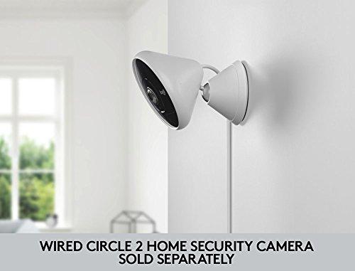 Logitech-Circle-2-Support-Magntique-IntrieurExtrieur-Compatible-avec-les-Camras-de-Surveillance-Circle-2-Filaire-et-WiFi