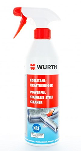 WÜRTH Edelstahl Kraft Reiniger 500ml