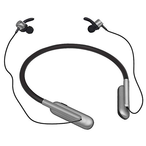 Wireless Bluetooth in-Ear Headphones for Xiaomi Redmi Note 7S Sports Bluetooth Wireless Earphone with Deep Bass and Neckband Hands-Free Calling inbuilt Mic Headphones with Long Battery Life and Flexible Headset