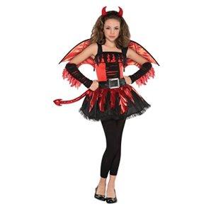Christy's Disfraz de diabla para adolescente (12-14 años)