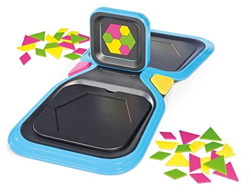 TOMY Puzzle Wars Gioco da Tavolo/Puzzle a Partire da 8Anni per Bambini e Adulti–Gioco...