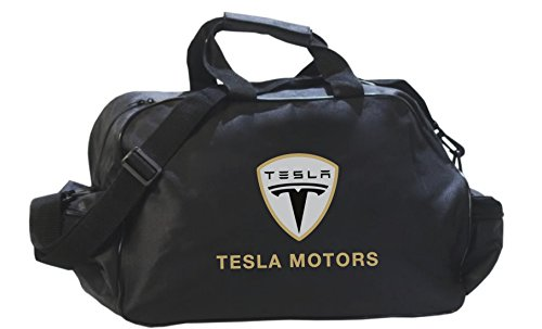 Tesla Logo - Mochila de Hombro Unisex, para Ocio, Escuela, Ocio