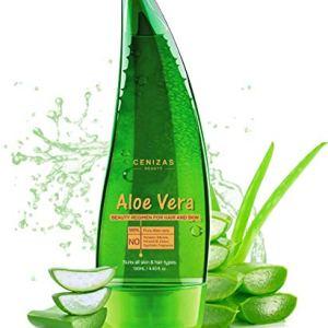 Cenizas 99% Pure Paraben Free Aloe Vera Gel Multipurpose for Skin and Hair 27  Cenizas 99% Pure Paraben Free Aloe Vera Gel Multipurpose for Skin and Hair 41LdhnGj98L