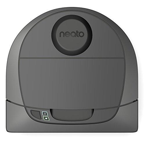 Neato Robotics Botvac D3 Connected Plus Senza sacchetto 0.77L Nero aspirapolvere robot