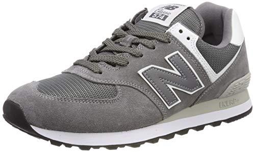 New Balance Herren ML574EGN Sneaker, Grau (Castlerock), 43 EU