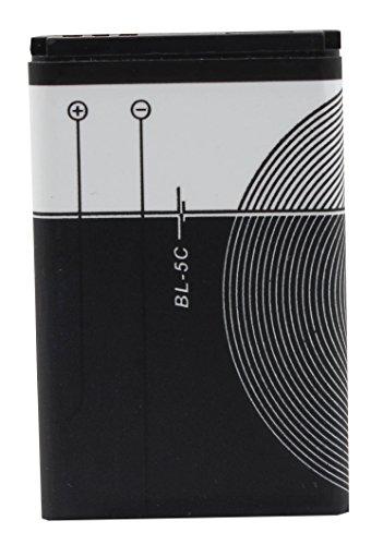 Teflon 1020 Mah 3.7V Li-Ion Bl-5C Battery for Nokia Mobile Phone