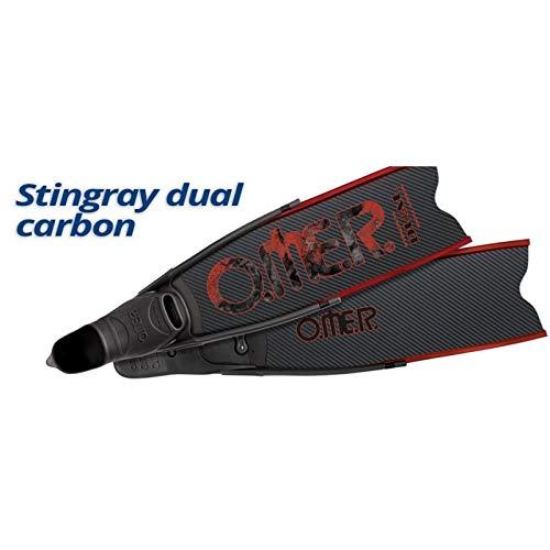 Pinne OMER Stingray Dual Carbon, 47/48
