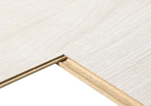 Pavimento Laminato Swiss Prestige White Oak - Confezione da 9pz
