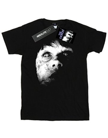 The Exorcist Hombre Regan Demon Face Camiseta 4