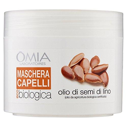 OMIA Maschera Capelli o/S/lino 250