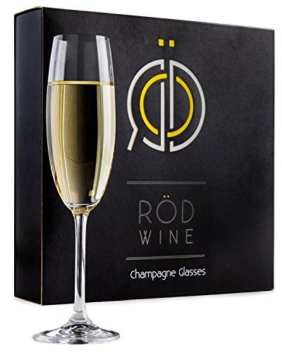Röd Wine, bicchiere di cristallo senza piombo da collezione, ottima idea regalo