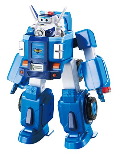 Super Wings-EU720315-Transforming Transforming Vehicles Paul, EU720315