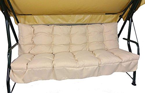 auflagen polster fuer hollywoodschaukeln test oder. Black Bedroom Furniture Sets. Home Design Ideas