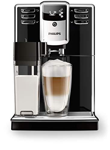 Philips EP5360/10 S5000 Machine à expresso automatique noir avec carafe à lait
