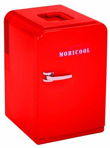 Mobicool F 15 - Mini Frigo  Termoelettrico, colore Rosso,  15 litri circa