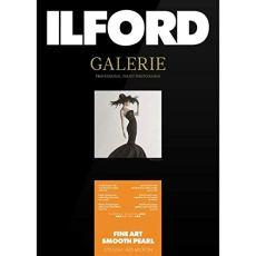 Ilford Galerie Prestige Fine Art Smooth Pearl 270gsm A4–210mm x 297mm 25Hojas