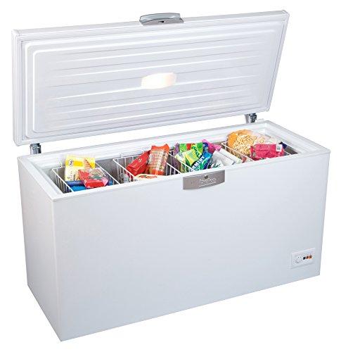 Beko HSA 37530 rizzontale Libera installazione Bianco A Piu' Più congelatore