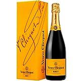 Veuve Clicquot Brut Yellow Label mit Geschenkverpackung (1x0.75 l)