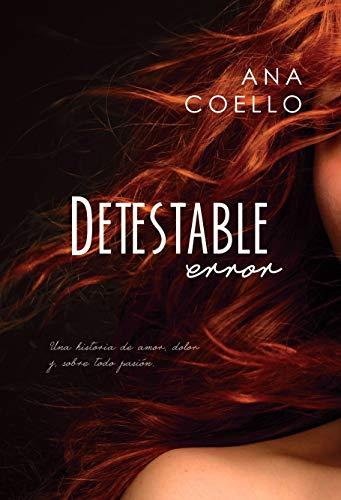 Detestable Error de Ana Coello