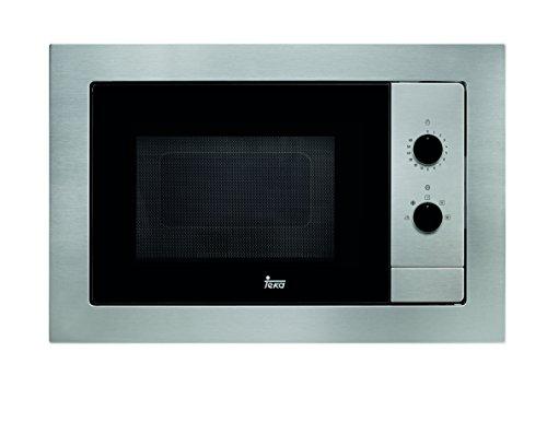Teka MB 620 BI – Microondas sin grill, 1100 W, color gris