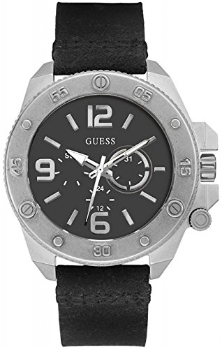 Guess uomo-Orologio da polso cronografo orologio W0659G1