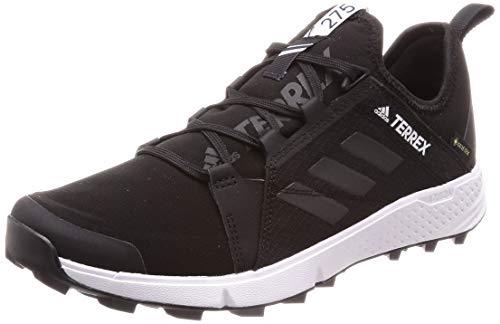 adidas Terrex Agravic Speed Gtx, Herren Walkingschuhe, Schwarz (Core Black/Core Black/Ftwr White Core Black/Core Black/Ftwr White), 44 EU (9.5 UK)