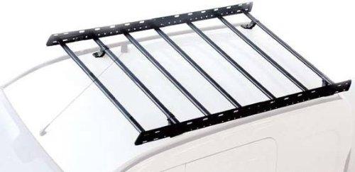 Montblanc 270500 Cestello Portabagagli Professionale Pro Deck Medium 500, Nero