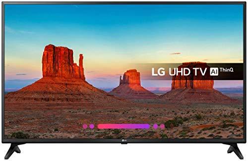LG TV LED 43' 43UK6200PLA Ultra HD 4K HDR Smart TV Wi-Fi