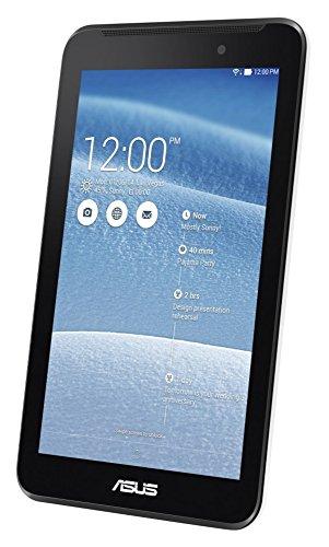 Asus ME70C-1B007A MeMO Pad Tablet con Pannello LCD da 7 Pollici, LED, Processore Intel Atom Z2520 1.2 GHz, 8 GB di SSD, Android Jelly Bean 4.3, Bianco