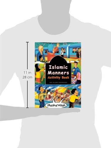 Islamic-Manners-Activity-Book