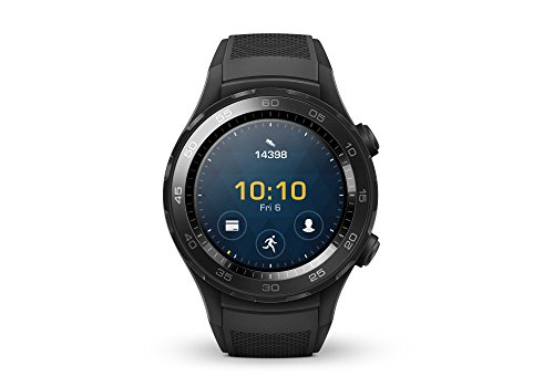 Huawei Watch 2 Smartwatch, 4 GB ROM, Wear OS by Google, Bluetooth, Wifi, Monitoraggio della...