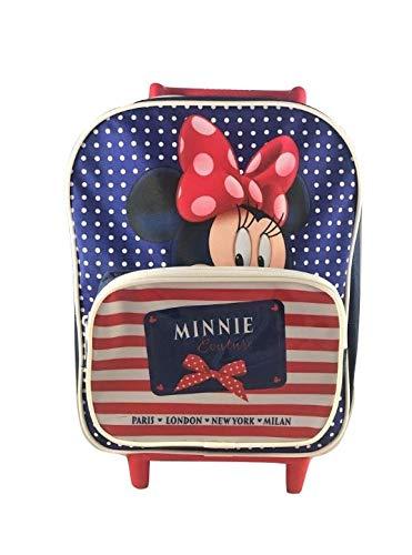Zaino Mini Trolley Asilo Disney Minnie Couture