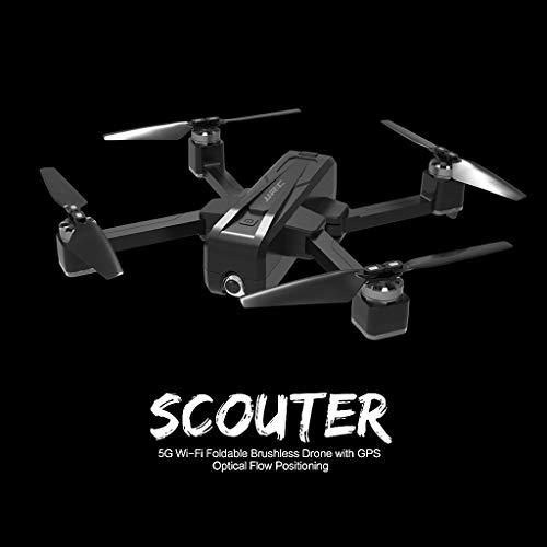CarJTY JJR / C X11 5G WiFi FPV 2K Drone Pieghevole Senza spazzole RC GPS con Giunto cardanico...