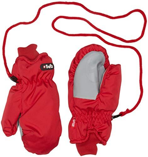 Barts Nylon Mitts, Guanti Bambino, Rosso (Rot), 1 (1-2 anni)