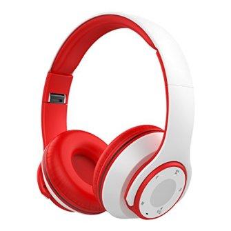 Auriculares-Bluetooth-Auriculares-Diadema-Plegable-con-Funcin-4-en-1-Nicksea-Auriculares-Inalmbricos-Bluetooth-con-Micrfono-10H-de-Reproducir-200H-de-Esperar-Cascos-Bluetooth-Audio-de-Alta-Fidelidad-y