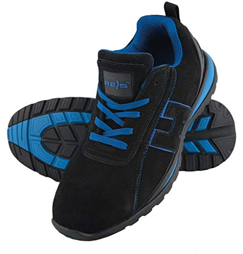 Zapatos especiales para el trabajo (tallas 36 a la 48) , color negro, talla 42