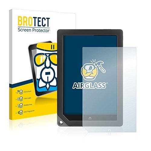 BROTECT Pellicola Vetro Compatibile con Barnes & Noble Nook HD+ 9' - Vetro Prottetivo, Flessibile 9H, AirGlass