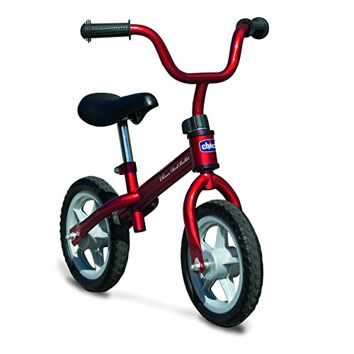 There are many bikes out there that can serve the same purpose but not at the price of this bike. When you throw in the lightweight element, strong frame, flexible seat and handlebar, and comfortable seat, then it's a no-brainer that you need this bike for your 3-4 year old son or daughter. The tyres themselves are stress-free though others may argue about their bad traction on some grounds.  The major downside here is the size of this bike. It's really small and one wonders if a 5-year old will find it useful. Therefore, the Chicco Bullet Balance Bike is a great pick for younger children without hurting the budget.