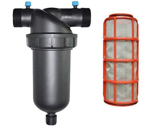 PINOLEX T Type Screen Filter 2 inch Drip Irrigation Kit
