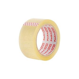 Packatape-Paketklebeband-transparent-66m-lang-48mm-breit-Ideal-als-Klebeband-Paketband-Verpackungsmaterial-Packband-12-Rollen