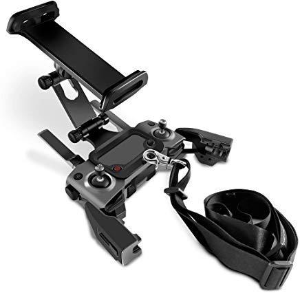 Tineer Staffa per supporto anteriore estesa per telecomando per DJI Mavic 2 Pro Zoom Drone, Supporto...